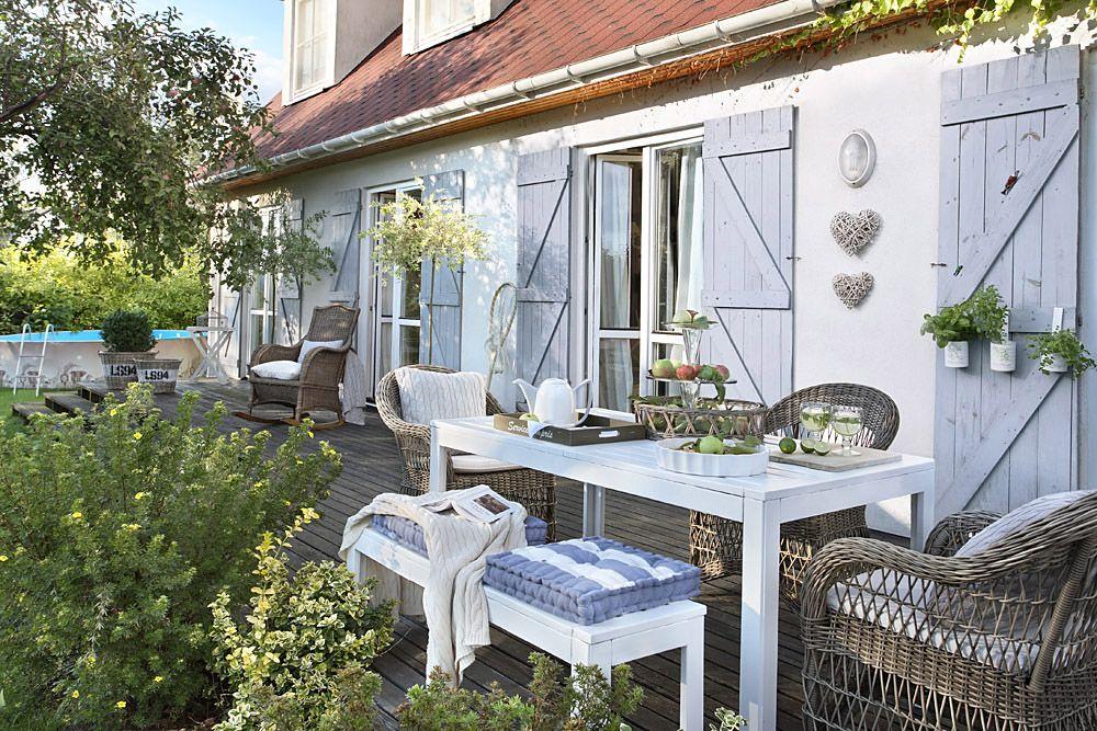 adelaparvu.com despre casa romantica in alb si albastru, Design interior Olga Anna Chmielewska, Foto Aneta Tryczynska (1)