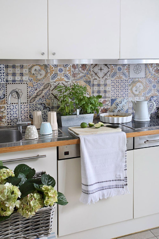 adelaparvu.com despre casa romantica in alb si albastru, Design interior Olga Anna Chmielewska, Foto Aneta Tryczynska (11)
