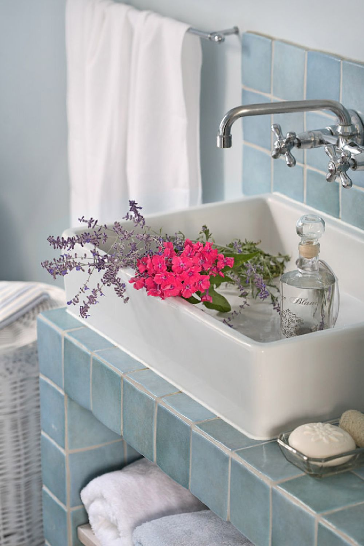 adelaparvu.com despre casa romantica in alb si albastru, Design interior Olga Anna Chmielewska, Foto Aneta Tryczynska (13)