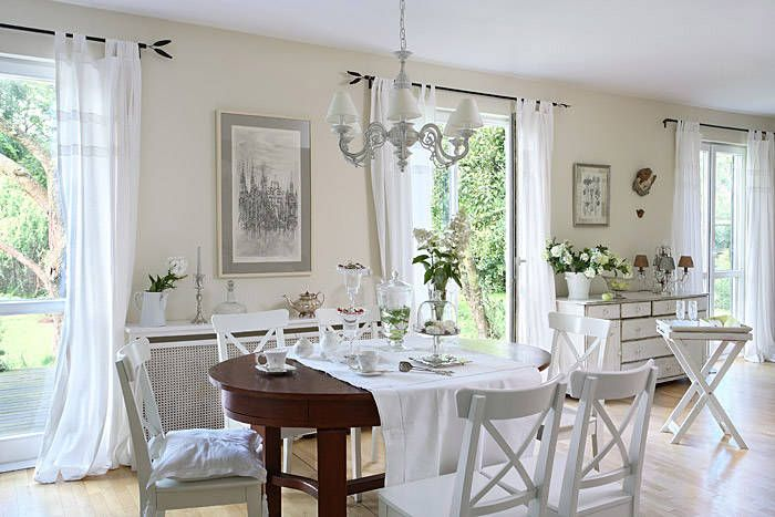 adelaparvu.com despre casa romantica in alb si albastru, Design interior Olga Anna Chmielewska, Foto Aneta Tryczynska (14)
