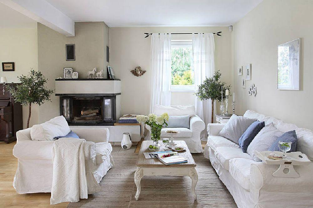 adelaparvu.com despre casa romantica in alb si albastru, Design interior Olga Anna Chmielewska, Foto Aneta Tryczynska (15)