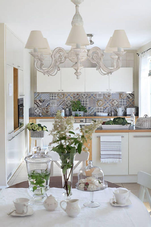 adelaparvu.com despre casa romantica in alb si albastru, Design interior Olga Anna Chmielewska, Foto Aneta Tryczynska (17)