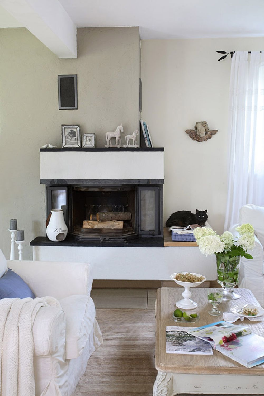 adelaparvu.com despre casa romantica in alb si albastru, Design interior Olga Anna Chmielewska, Foto Aneta Tryczynska (4)