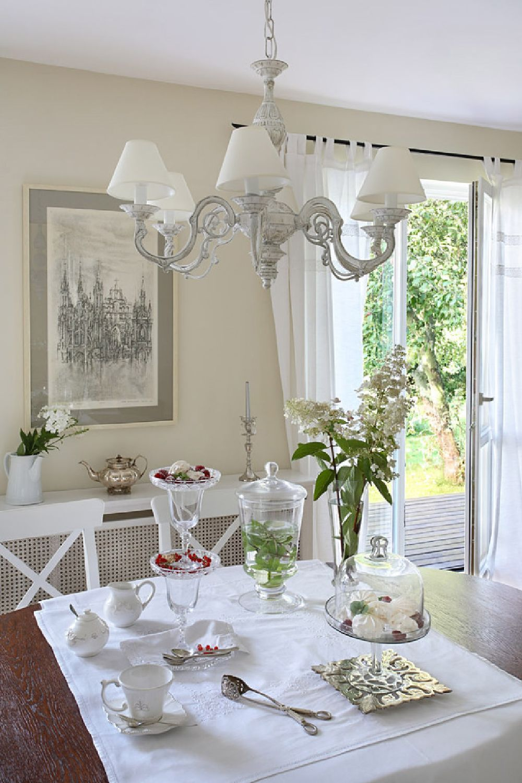 adelaparvu.com despre casa romantica in alb si albastru, Design interior Olga Anna Chmielewska, Foto Aneta Tryczynska (6)