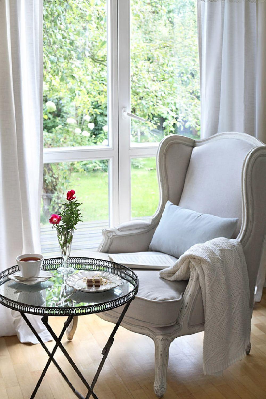 adelaparvu.com despre casa romantica in alb si albastru, Design interior Olga Anna Chmielewska, Foto Aneta Tryczynska (7)