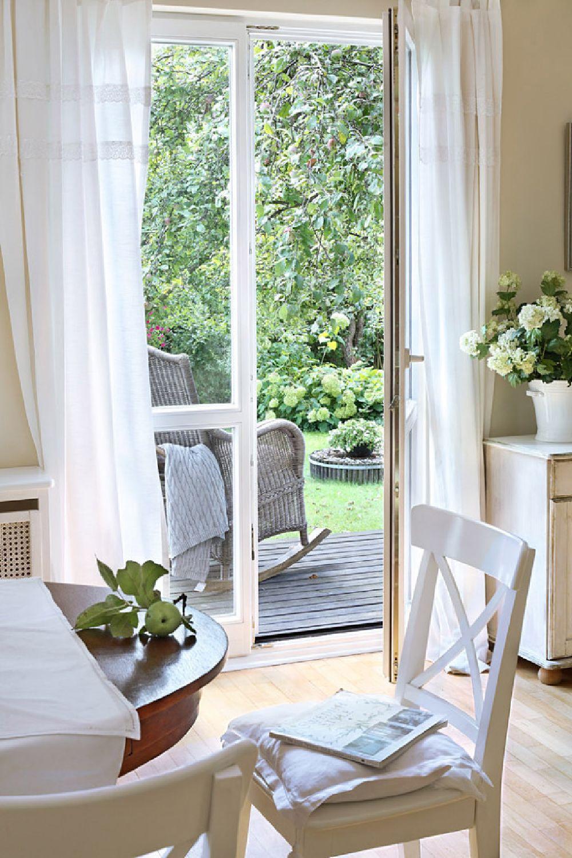 adelaparvu.com despre casa romantica in alb si albastru, Design interior Olga Anna Chmielewska, Foto Aneta Tryczynska (8)