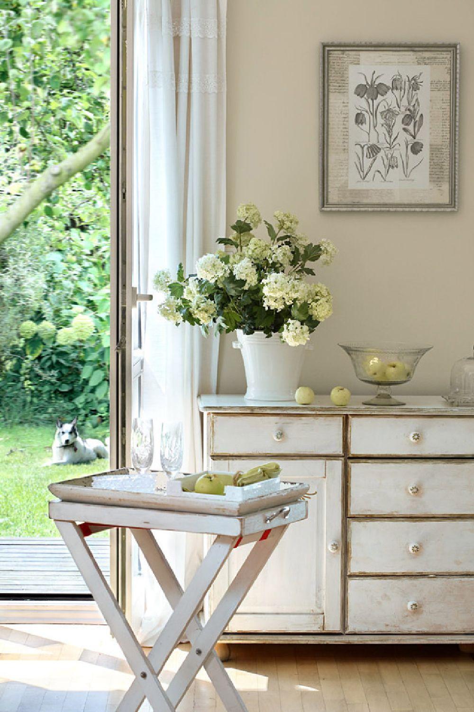 adelaparvu.com despre casa romantica in alb si albastru, Design interior Olga Anna Chmielewska, Foto Aneta Tryczynska (9)