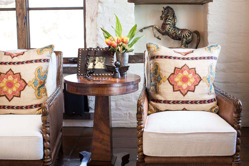 adelaparvu.com despre casa rustica cu tuse marocane, design interior Chandler Prewitt Design, Foto Bill Stengel (10)