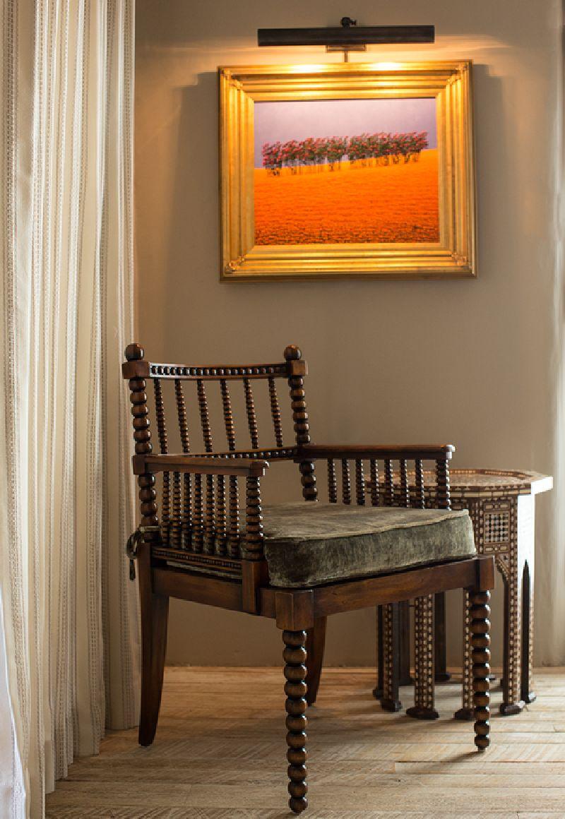 adelaparvu.com despre casa rustica cu tuse marocane, design interior Chandler Prewitt Design, Foto Bill Stengel (12)