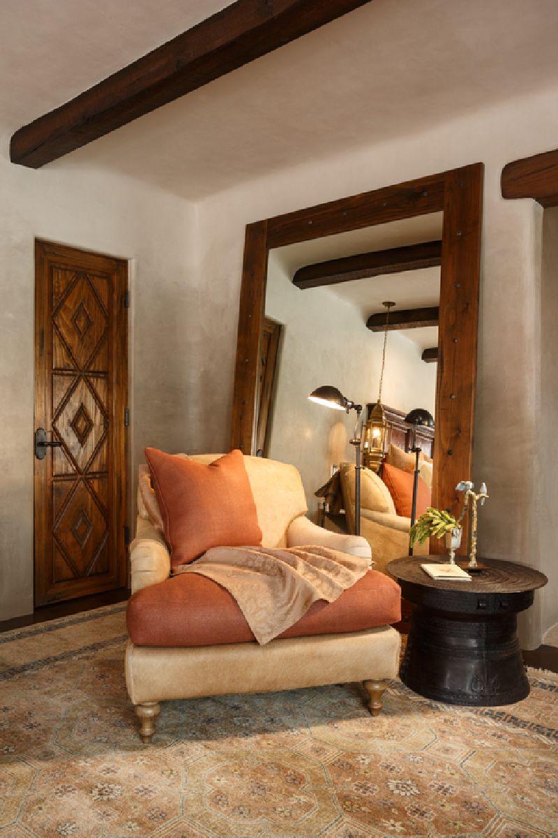 adelaparvu.com despre casa rustica cu tuse marocane, design interior Chandler Prewitt Design, Foto Bill Stengel (2)