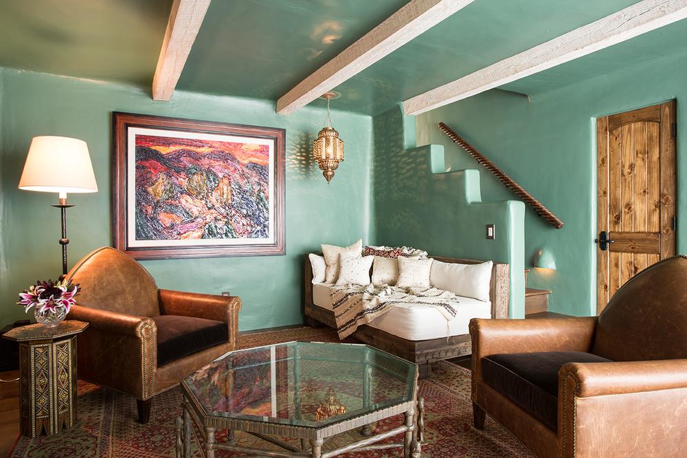 adelaparvu.com despre casa rustica cu tuse marocane, design interior Chandler Prewitt Design, Foto Bill Stengel (4)