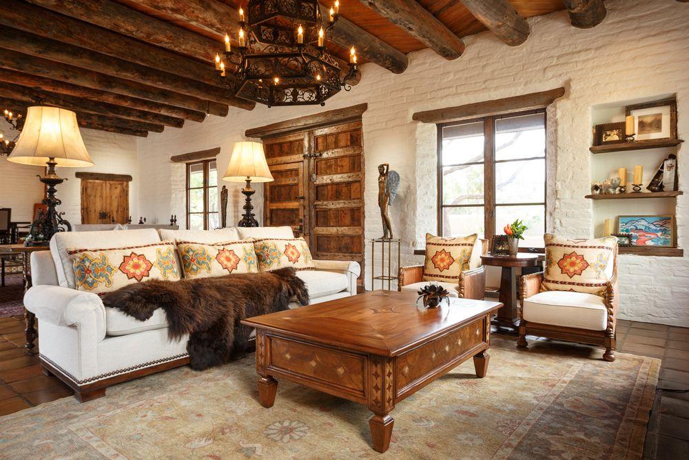 adelaparvu.com despre casa rustica cu tuse marocane, design interior Chandler Prewitt Design, Foto Bill Stengel (5)