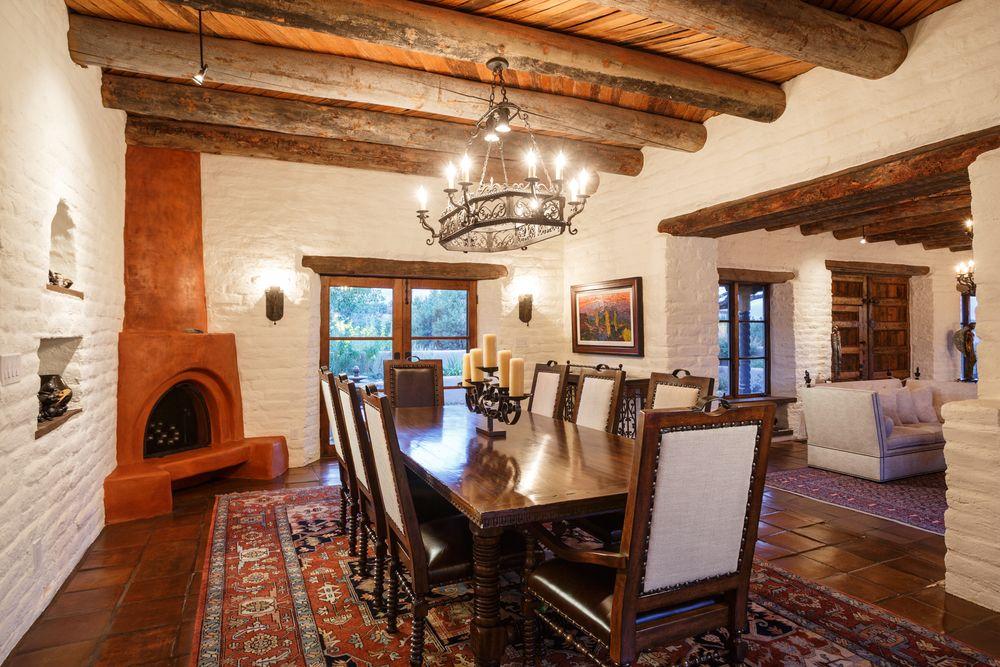 adelaparvu.com despre casa rustica cu tuse marocane, design interior Chandler Prewitt Design, Foto Bill Stengel (6)