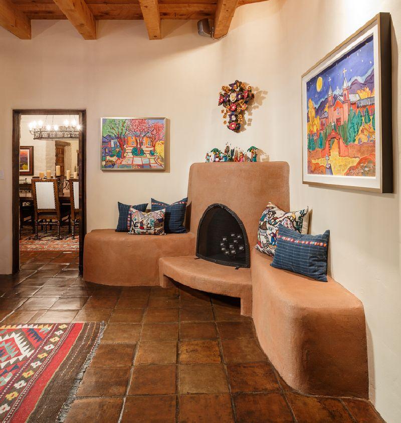 adelaparvu.com despre casa rustica cu tuse marocane, design interior Chandler Prewitt Design, Foto Bill Stengel (8)