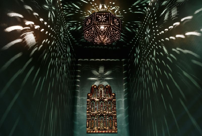 adelaparvu.com despre casa rustica cu tuse marocane, design interior Chandler Prewitt Design, Foto Bill Stengel (9)
