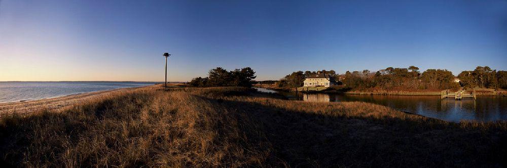 adelaparvu.com despre casa rustica pe malul marii Marta's Vineyard, Foto Bob Gothard  (3)
