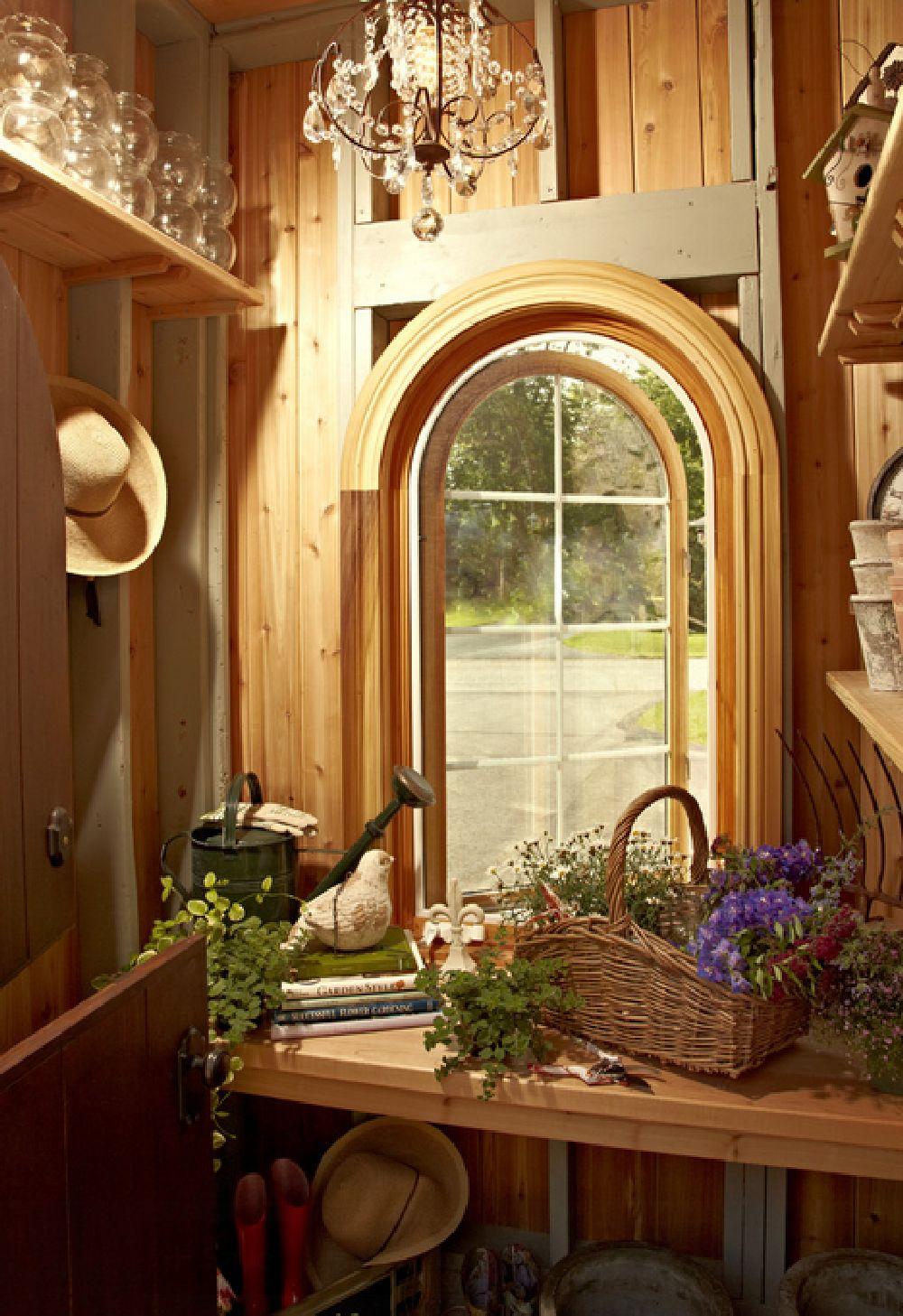 adelaparvu.com despre casuta de gradina din piatra, arhitectura VanBrouck Associates(2)
