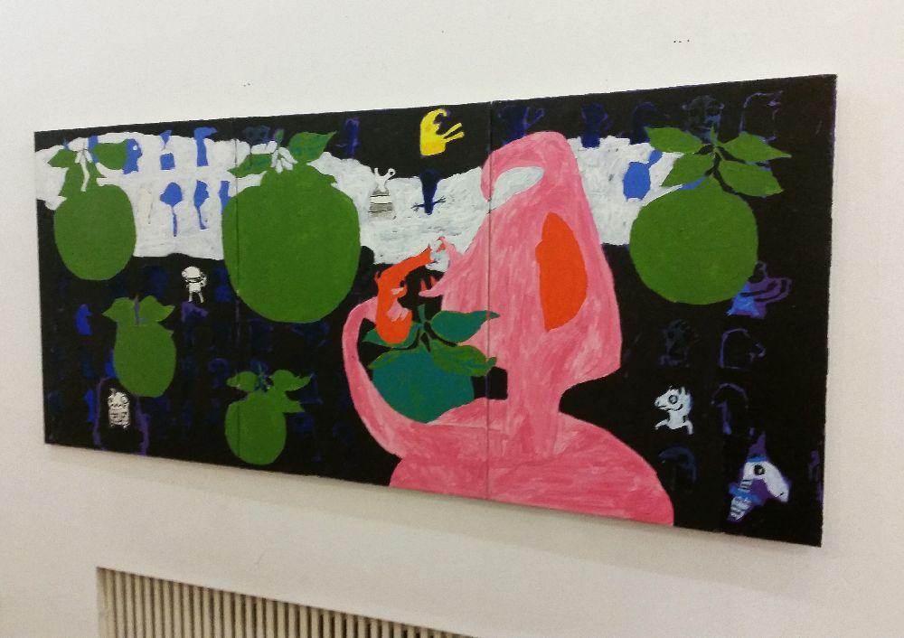 adelaparvu.com despre expozitie Orasul Aniei, artist Cristi Gaspar (11)