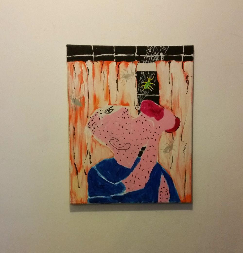 adelaparvu.com despre expozitie Orasul Aniei, artist Cristi Gaspar (18)