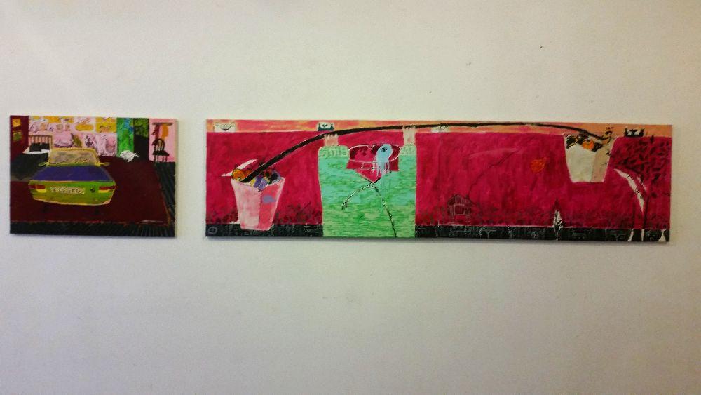 adelaparvu.com despre expozitie Orasul Aniei, artist Cristi Gaspar (19)