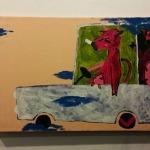 adelaparvu.com despre expozitie Orasul Aniei, artist Cristi Gaspar (23)