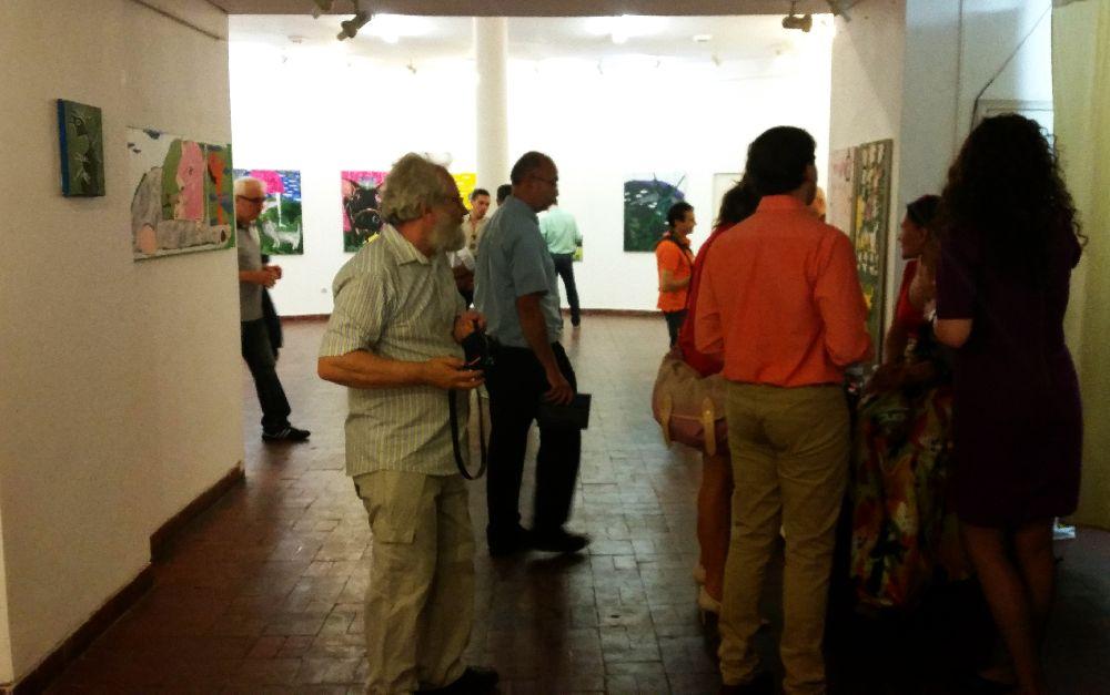 adelaparvu.com despre expozitie Orasul Aniei, artist Cristi Gaspar (24)