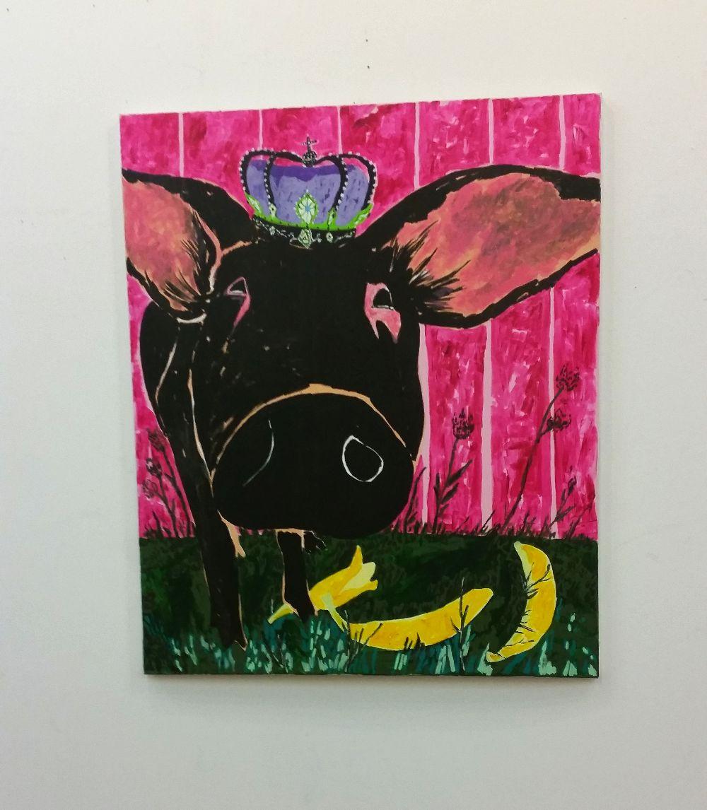 adelaparvu.com despre expozitie Orasul Aniei, artist Cristi Gaspar (3)