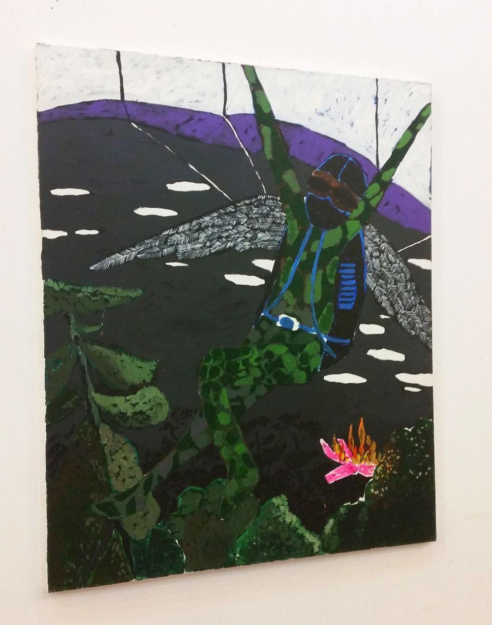 adelaparvu.com despre expozitie Orasul Aniei, artist Cristi Gaspar (6)