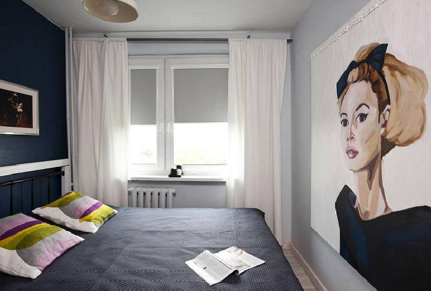 adelaparvu.com despre locuinta 36 mp, design interior Mortis Design, Joanna K. Jurga si Martyn Ochojska (19)