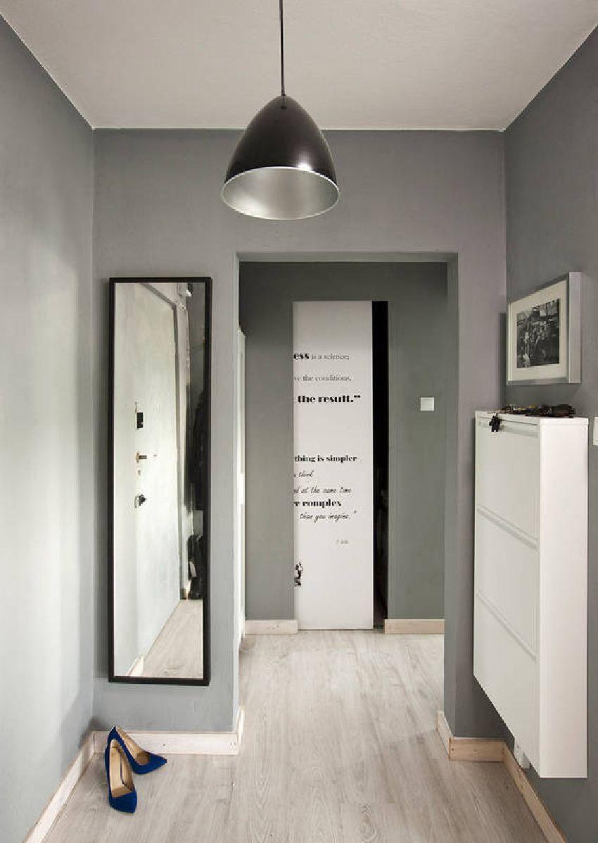 adelaparvu.com despre locuinta 36 mp, design interior Mortis Design, Joanna K. Jurga si Martyn Ochojska (7)