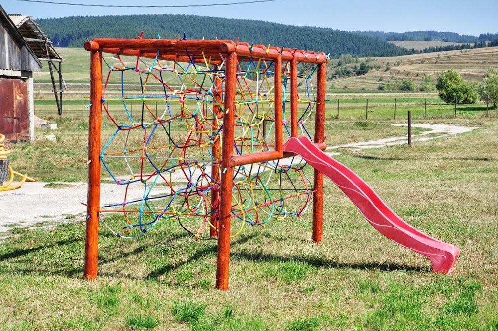 adelaparvu.com despre locuri de joaca pentru copii, instalatii joaca design Gordius Plus (1)