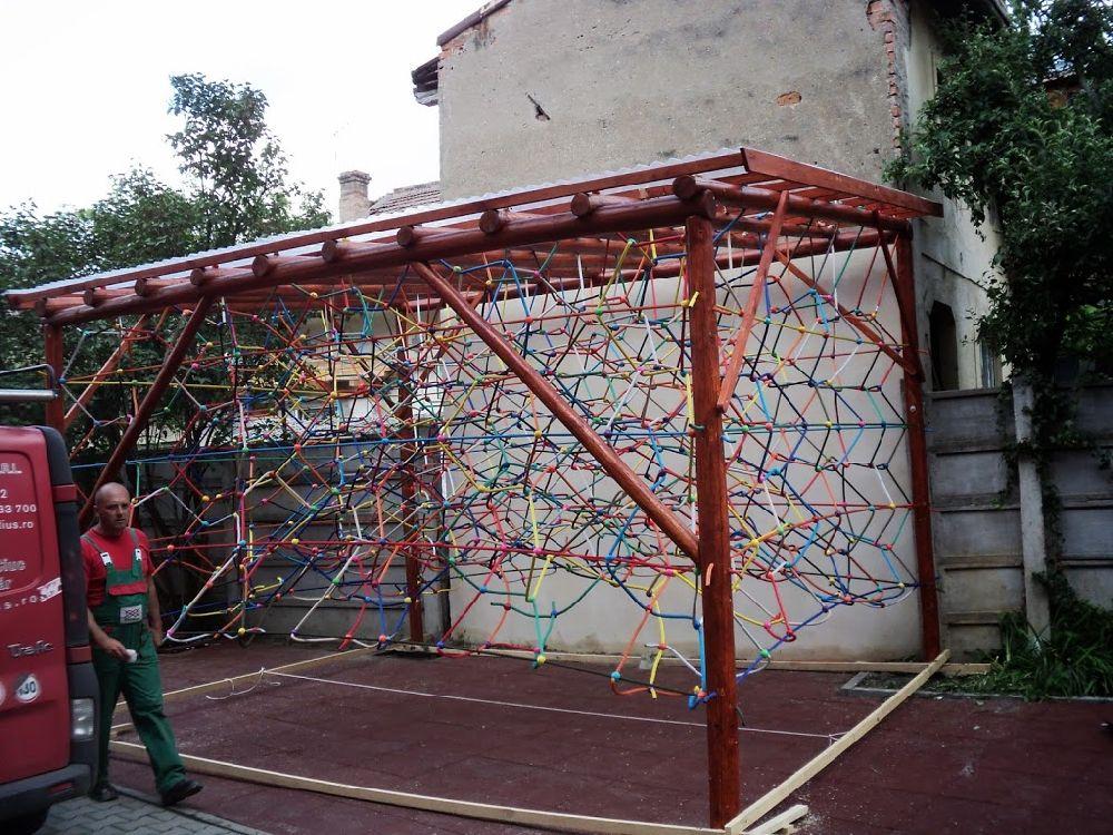 adelaparvu.com despre locuri de joaca pentru copii, instalatii joaca design Gordius Plus (12)