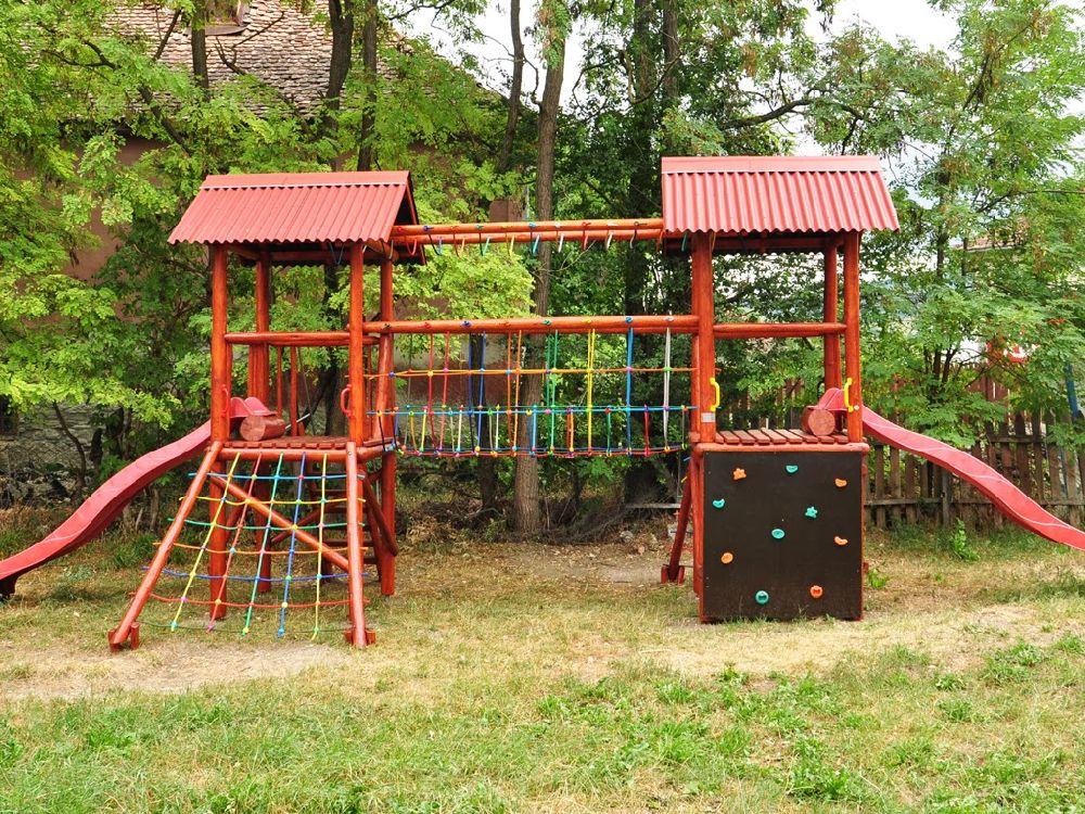 adelaparvu.com despre locuri de joaca pentru copii, instalatii joaca design Gordius Plus (21)
