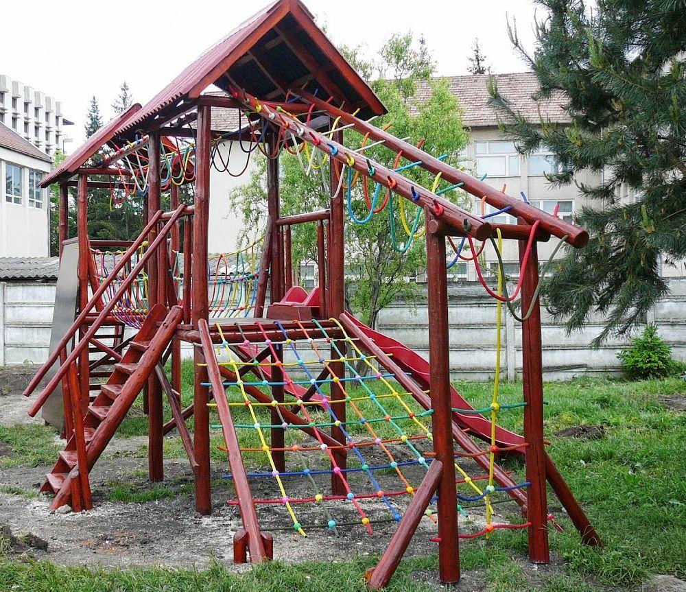 adelaparvu.com despre locuri de joaca pentru copii, instalatii joaca design Gordius Plus (8)
