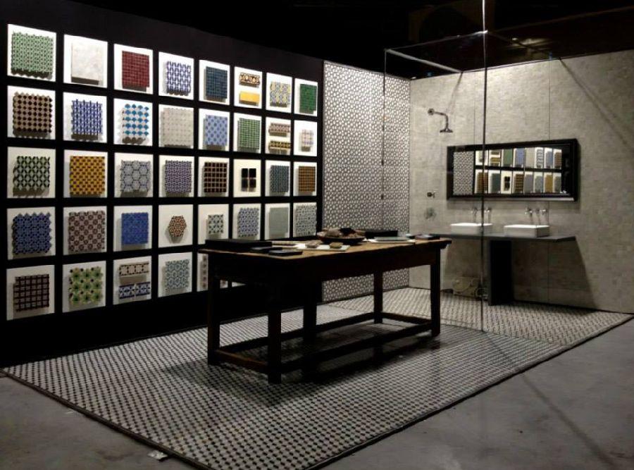 adelaparvu.com despre placi de mozaic, design Habibi Interiors (2)