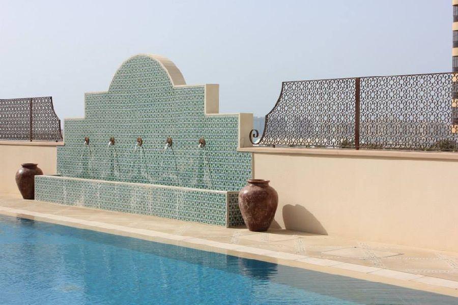 adelaparvu.com despre placi de mozaic, design Habibi Interiors (3)