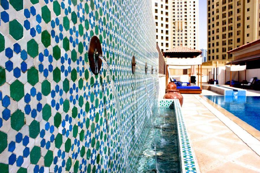 adelaparvu.com despre placi de mozaic, design Habibi Interiors (7)