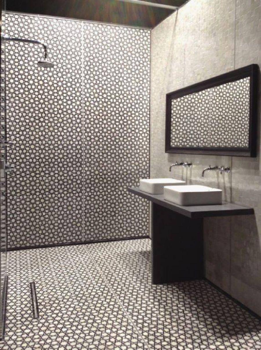 adelaparvu.com despre placi de mozaic, design Habibi Interiors (9)