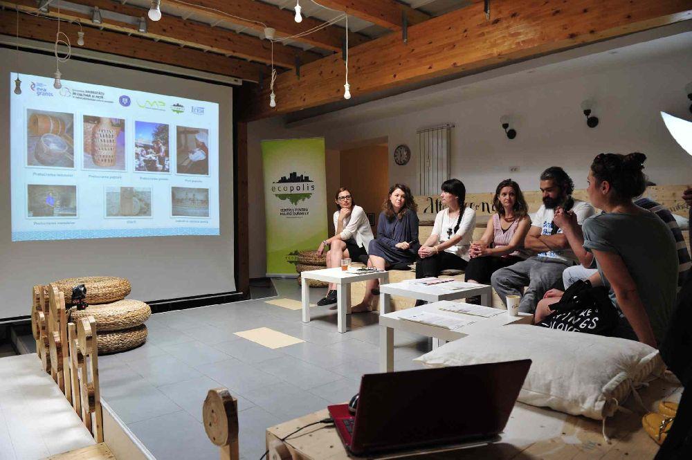 adelaparvu.com despre proiectul DeltaKraft, Ecopolis (1)