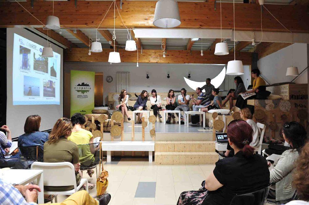adelaparvu.com despre proiectul DeltaKraft, Ecopolis (2)
