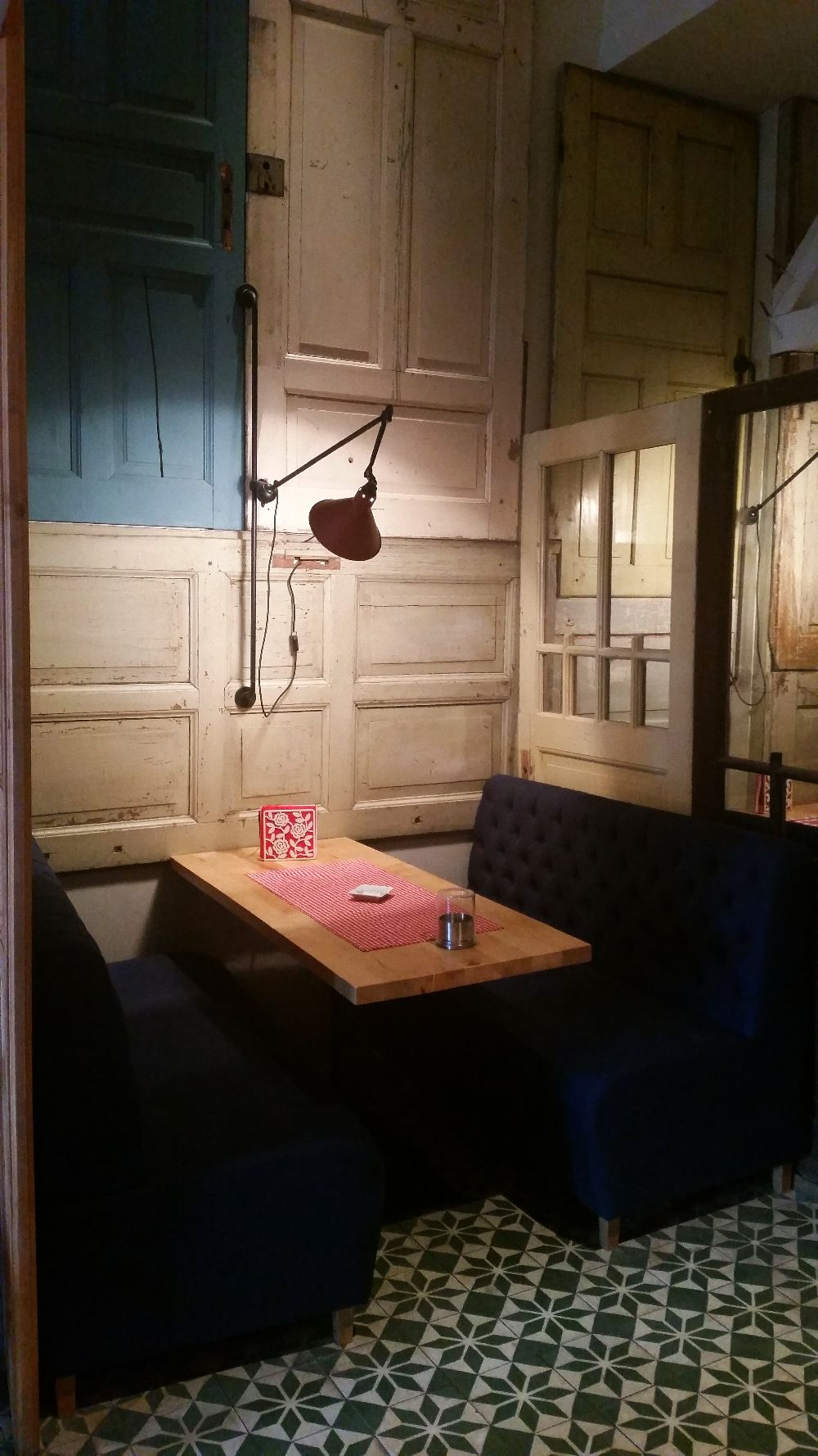 adelaparvu.com despre restaurant Aubergine, Bucuresti, design interior Corvin Cristian (14)