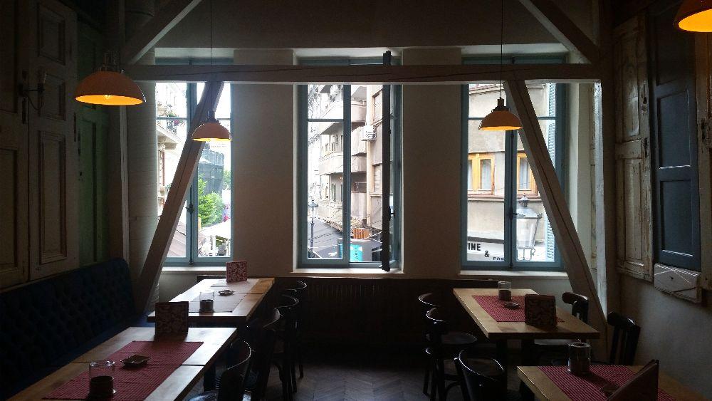 adelaparvu.com despre restaurant Aubergine, Bucuresti, design interior Corvin Cristian (16)