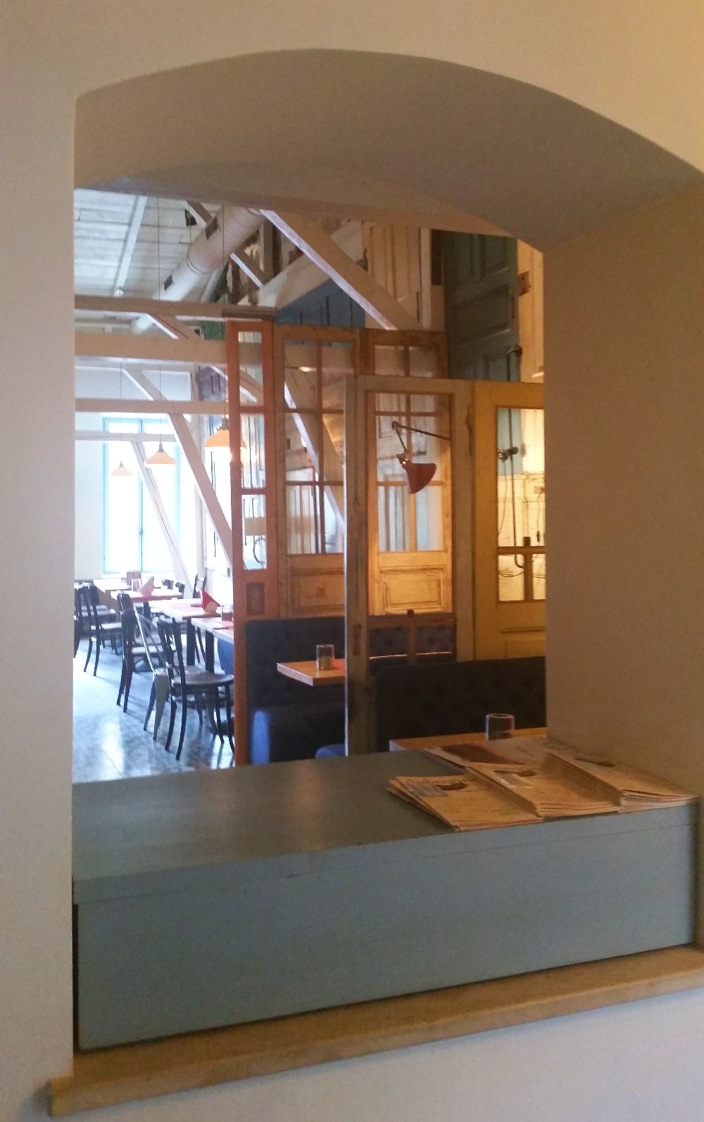 adelaparvu.com despre restaurant Aubergine, Bucuresti, design interior Corvin Cristian (21)