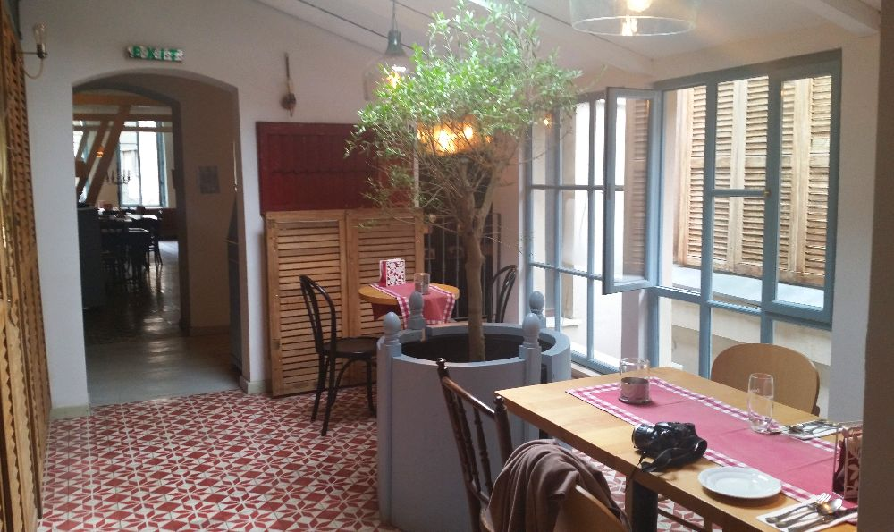 adelaparvu.com despre restaurant Aubergine, Bucuresti, design interior Corvin Cristian (29)