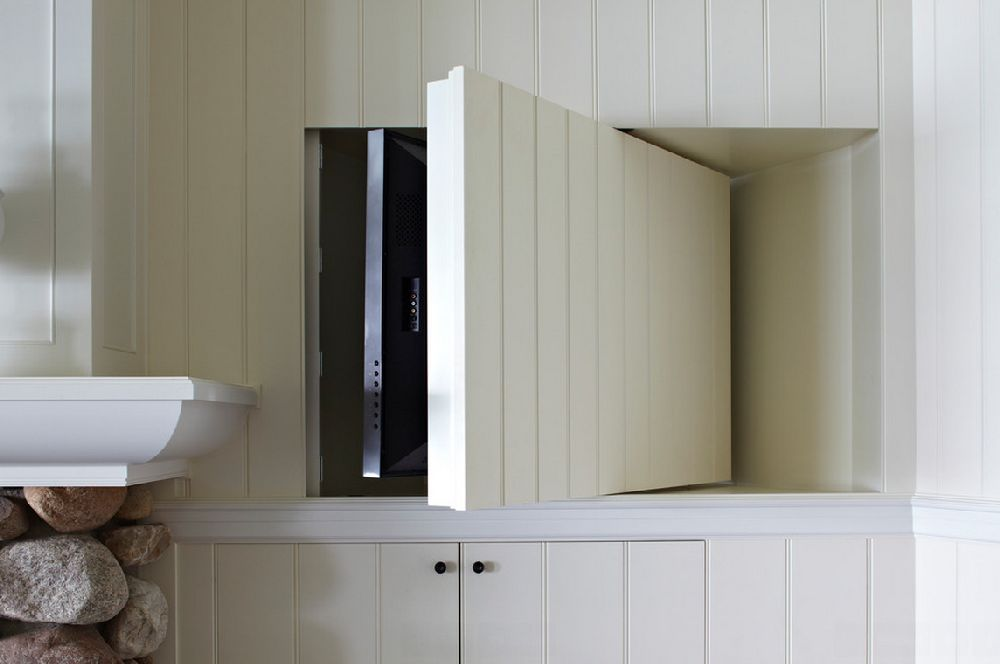 adelaparvu.com casa din lemn cu interior in nuante pastelate, casa SUA Michigan, design interior Tom Stringer, Foto Werner Straube (19)