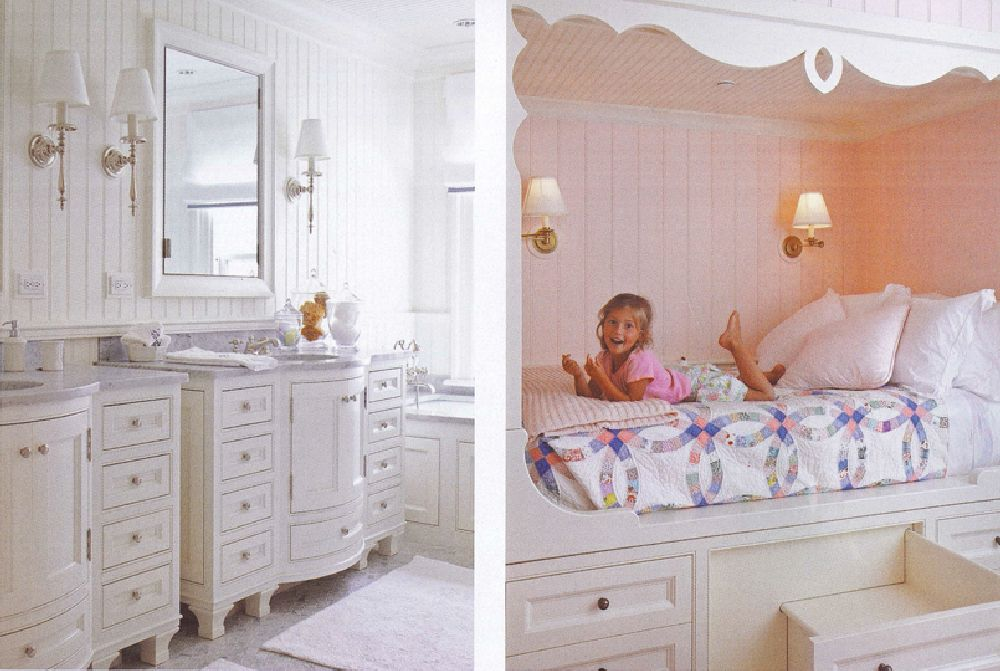 adelaparvu.com casa din lemn cu interior in nuante pastelate, casa SUA Michigan, design interior Tom Stringer, Foto Werner Straube (2)