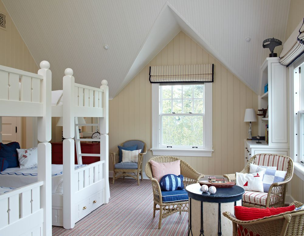 adelaparvu.com casa din lemn cu interior in nuante pastelate, casa SUA Michigan, design interior Tom Stringer, Foto Werner Straube (24)