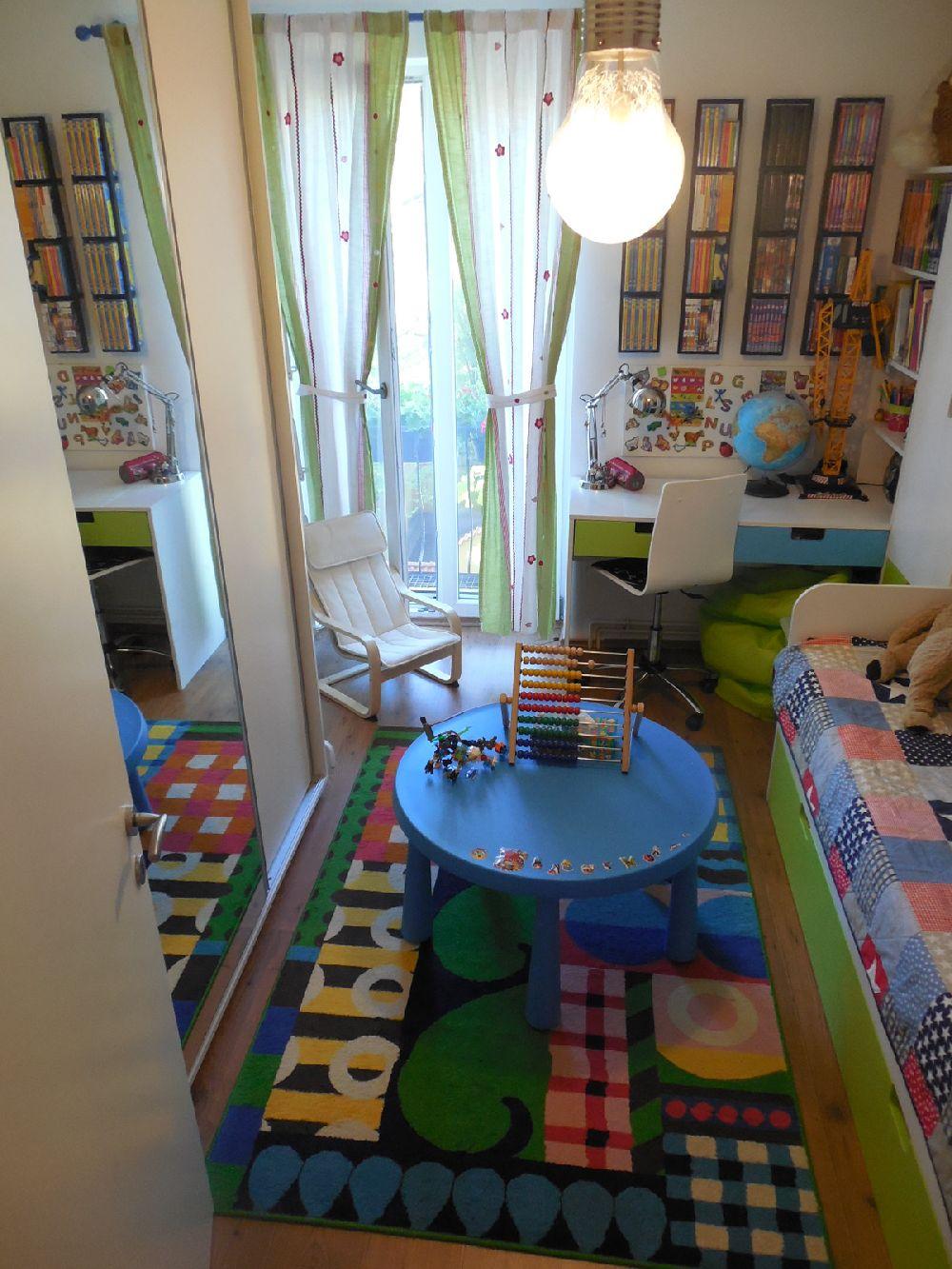 adelaparvu.com despre amenajare apartament 3 camere Bucuresti, design interior Iulia Banu (3)