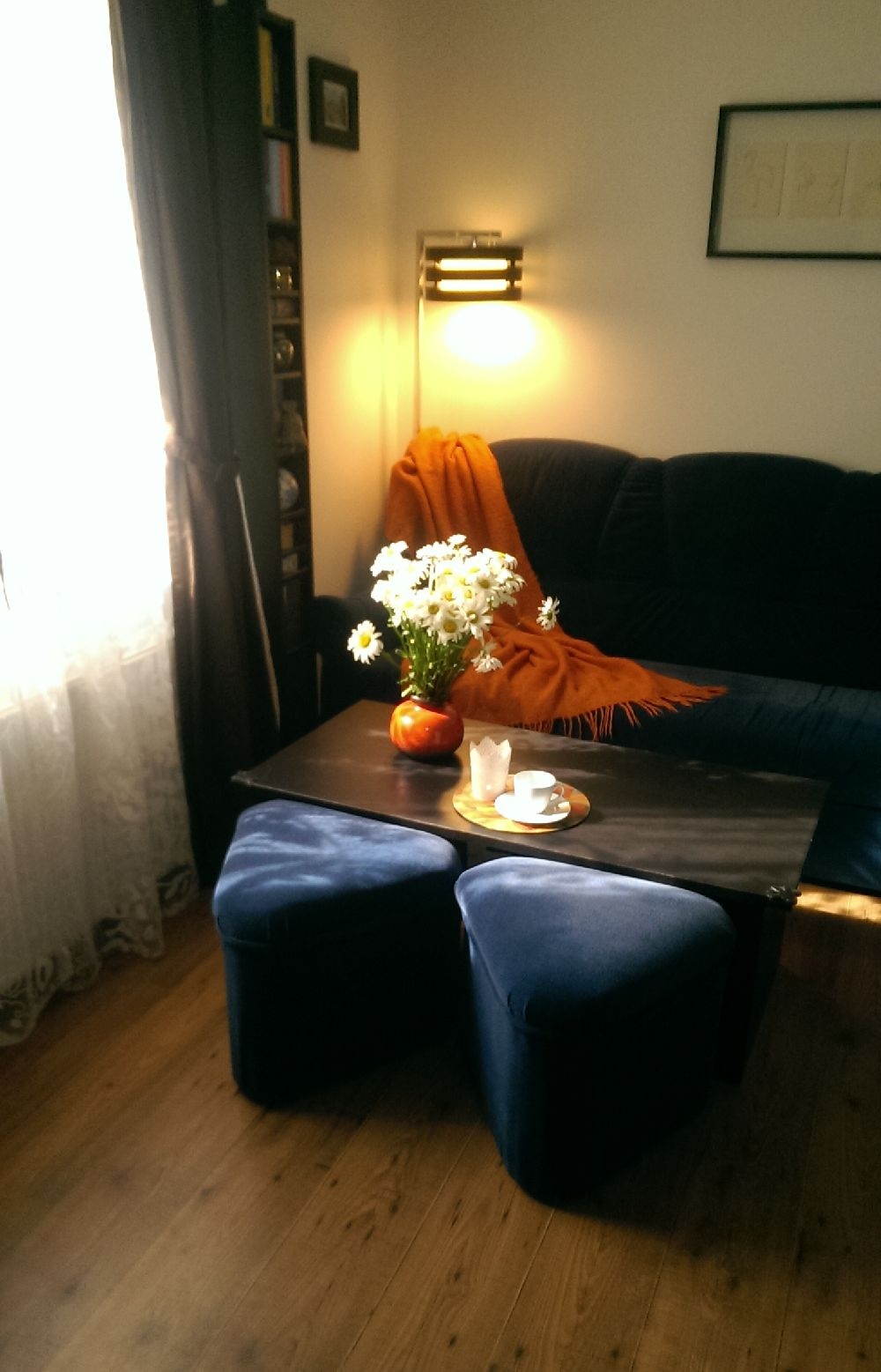 adelaparvu.com despre amenajare apartament 3 camere Bucuresti, design interior Iulia Banu (4)