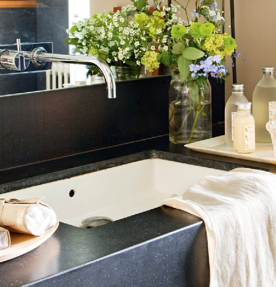 adelaparvu.com despre amenajare casa mica in tonuri naturale, design interior Carlos Baladia, Foto ElMueble (10)